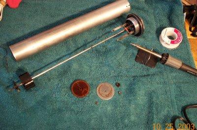 fuel gauge and sender ozbenz rh ozbenz net Auto Meter Gas Gauge Wiring Chevy Fuel Gauge Wiring