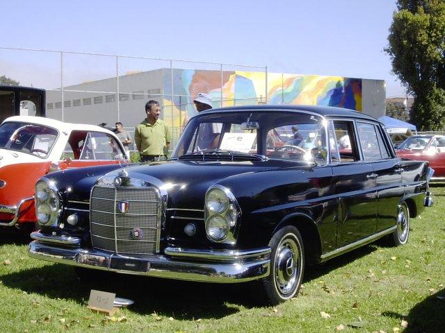 1962 mercedes benz 220 kb for 1962 mercedes benz