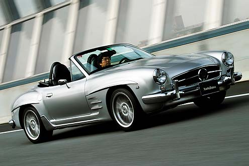 Almost 190SL | Mercedes-Benz Club of America