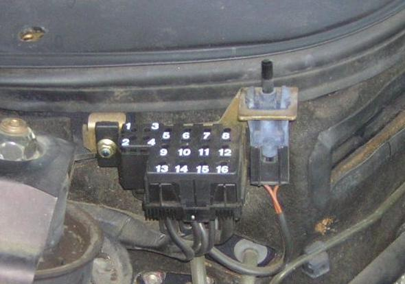 Check engine light mercedes benz club of america - Diagnostic electrique location ...