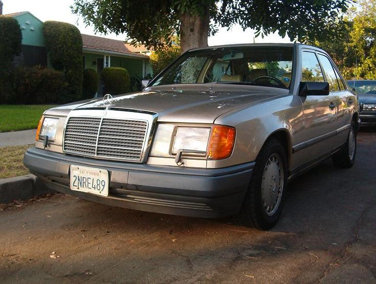 Shaky or missfiring idle 89 300e mercedes benz club for Mercedes benz 300ce problems