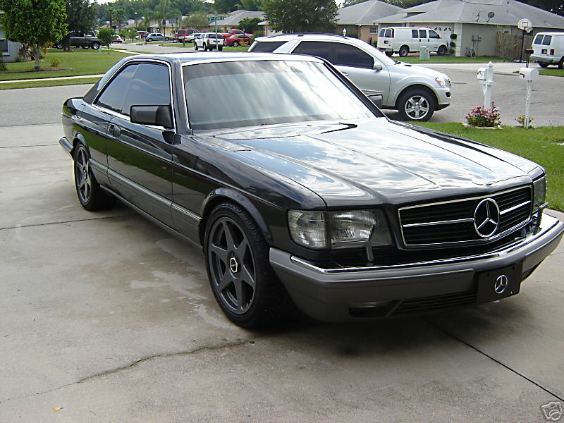 w126 coupe pictures mercedes benz club of america. Black Bedroom Furniture Sets. Home Design Ideas