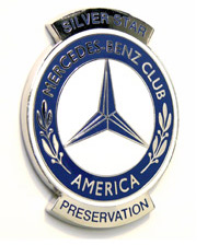 High Quality Silver Star Preservation Class