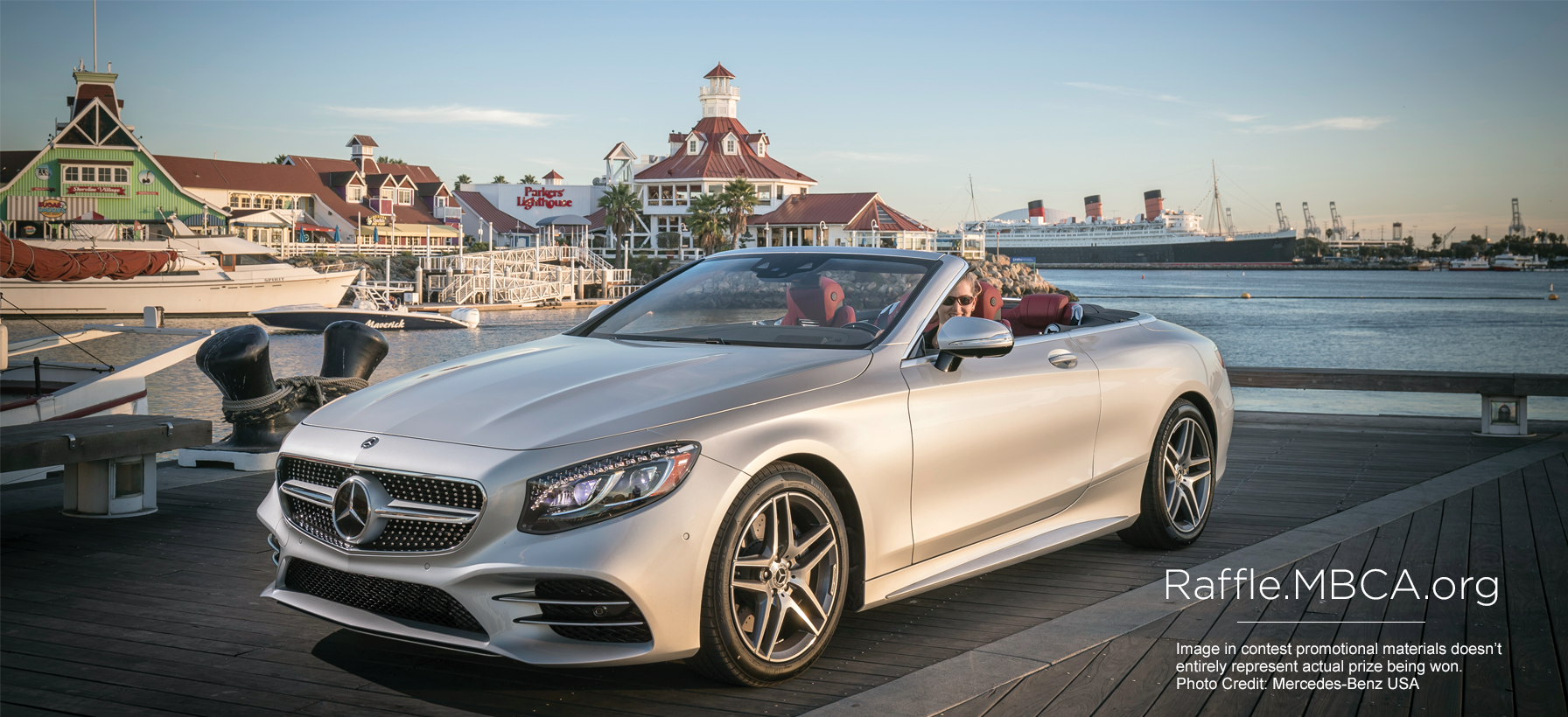 Up To Twice A Year, The Mercedes Benz Club Of America Conducts A Raffle For  Its Members. Members Purchase Tickets For A Chance To Win Great Prizes, ...