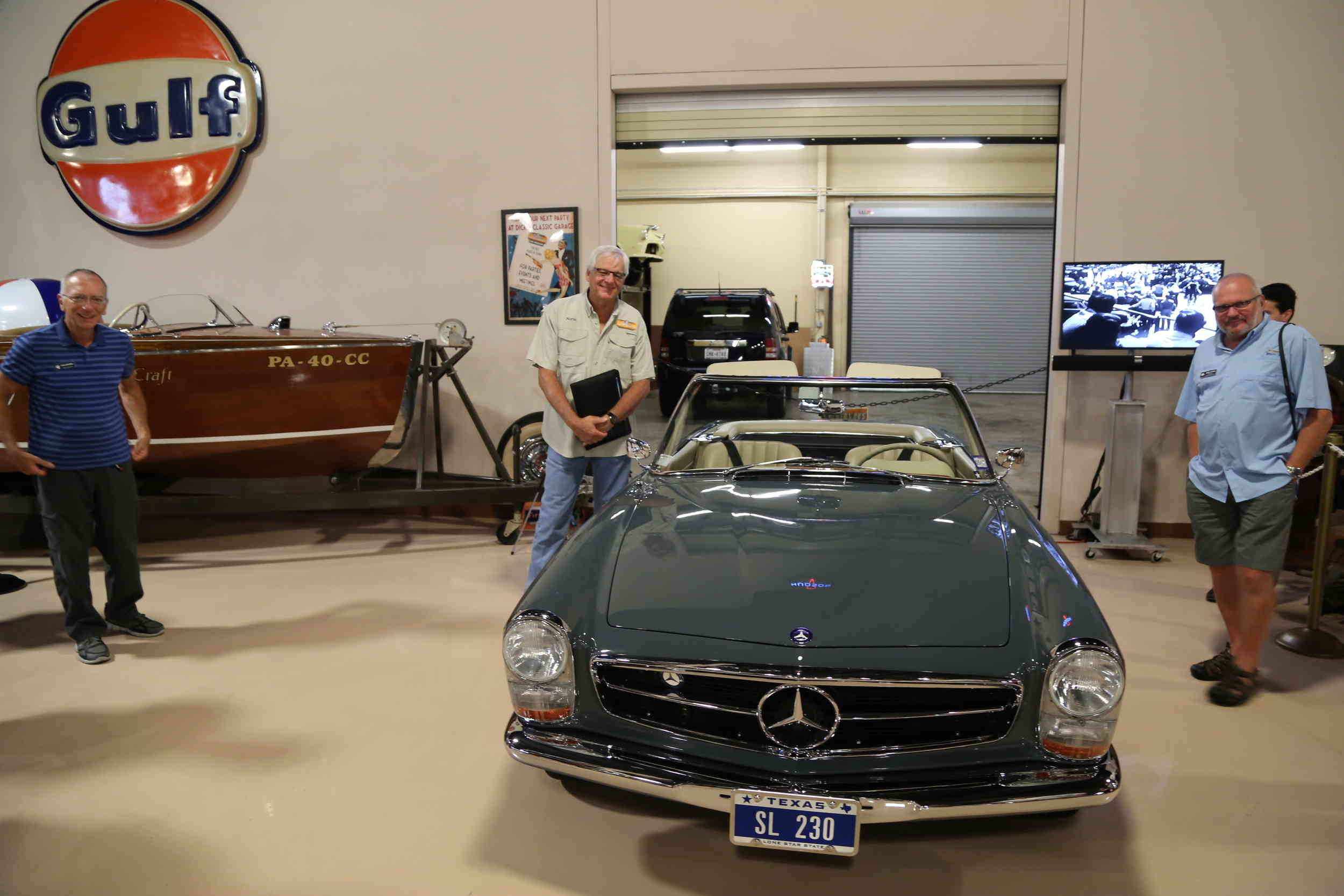 Le Mans At COTA Mercedes Car Corral  South Central Region - Best car museums in us
