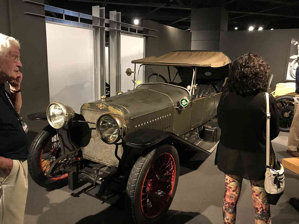 ROAD STAR MBCA Visit To Revs Museum In Naples FL May MBCA - Naples antique car show 2018