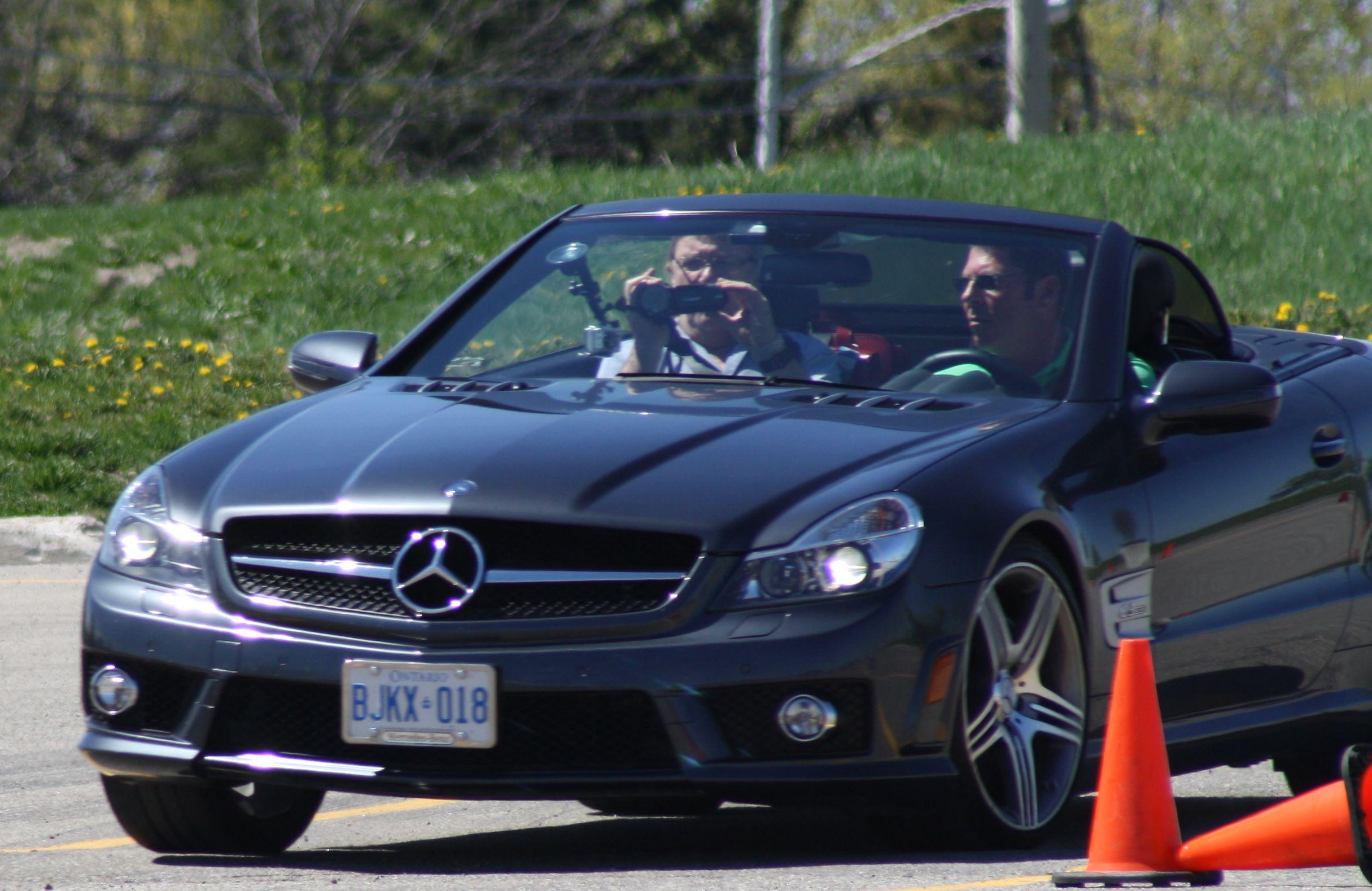 Defensive Driving Mercedes Benz Club Of America