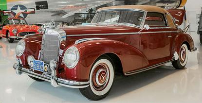 Automotive Museums | MBCA