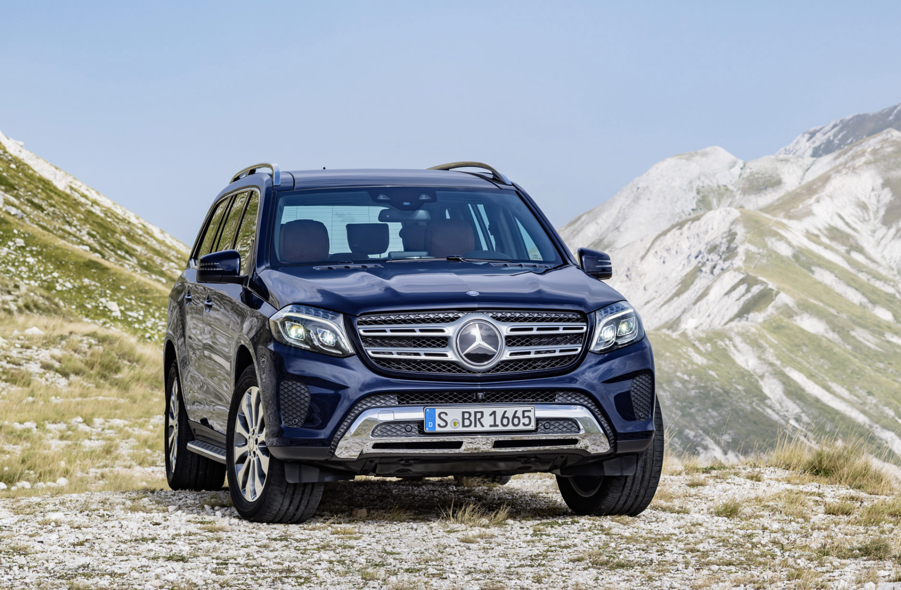 Mercedes Benz Gl Cl Phased Out With Arrival Of 2017 Gls