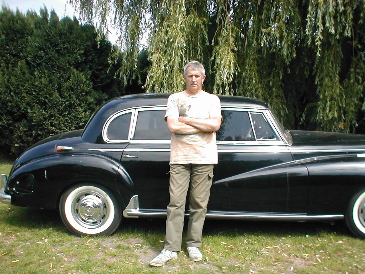 Daniel Boeve Mercedes Benz Club Of America