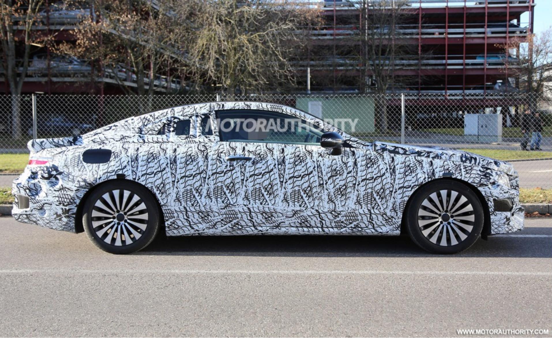 2018 Mercedes Benz E Class Coupe Spy Shots Mbca