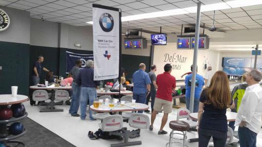 Mbca Houston Section Vs Bmw Cca Houston Chapter Bowling Tournament