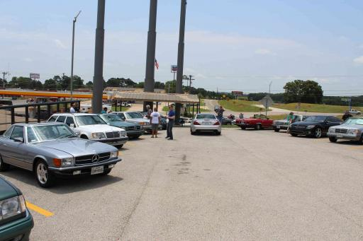 Eleventh Annual Texas Mercedes-Benz Owners Get Together   MBCA