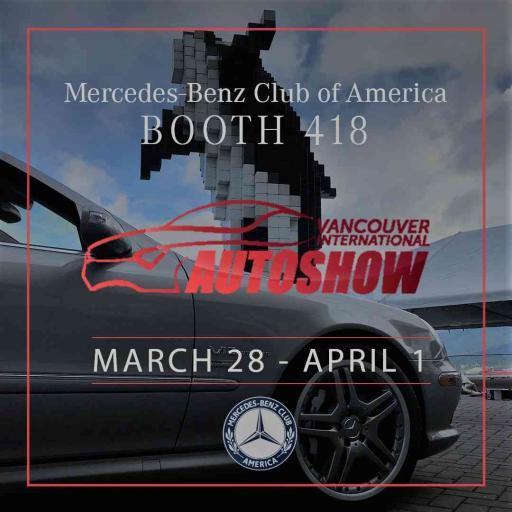 BC Stars Shine At Vancouver International Auto Show MBCA - Car show vancouver 2018