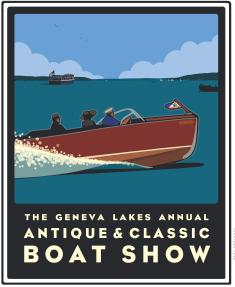 Geneva Lakes 2019 Antique and Classic Boat Show   MBCA