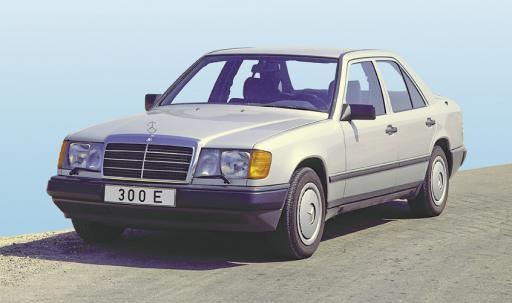 Buyers Guide 19851995 W124 Lineup  MBCA
