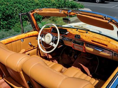 Wood Interior Car keeping up appearances – structure, maintenance, and restoration